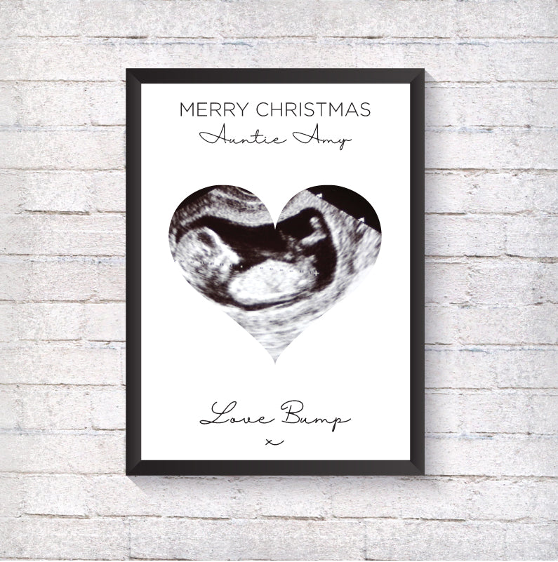 Merry Christmas from Bump - Alotta Style - Interior Prints and Posters