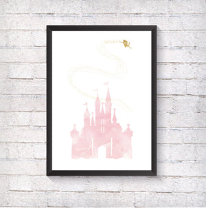 Sparkle Castle - Alotta Style - Interior Prints and Posters