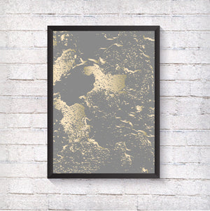 Grey - Alotta Style - Interior Prints and Posters