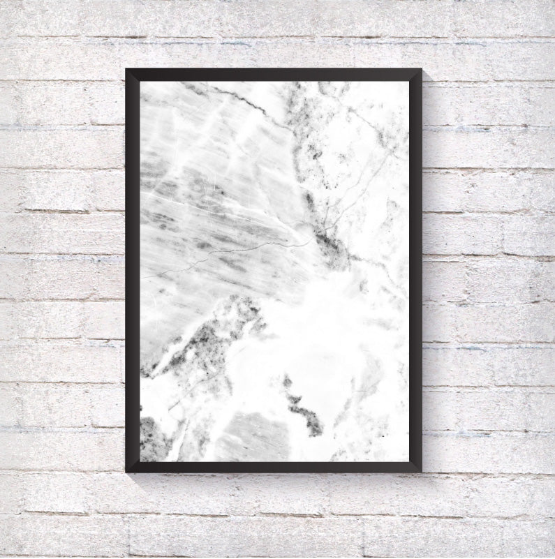 Grey and white - Alotta Style - Interior Prints and Posters