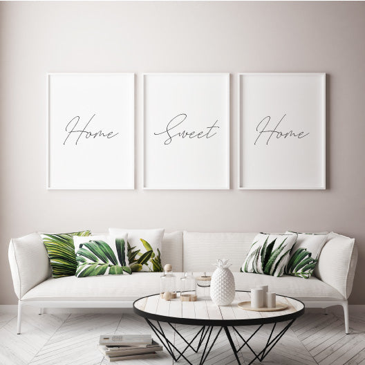 Home Sweet Home - Alotta Style - Interior Prints and Posters