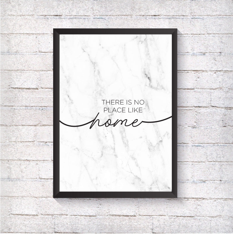 There is no place like home - Alotta Style - Interior Prints and Posters