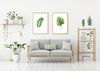 Green Leaves - Alotta Style - Interior Prints and Posters