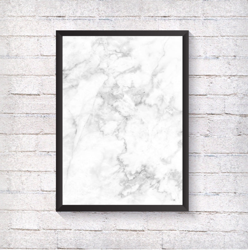 Marble - Alotta Style - Interior Prints and Posters