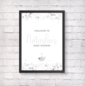Baby Shower - Welcome - Alotta Style - Interior Prints and Posters