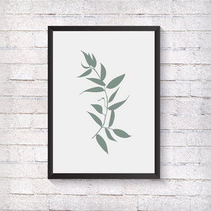 Leaf - Alotta Style - Interior Prints and Posters