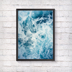 Waves - Alotta Style - Interior Prints and Posters