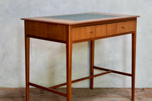 Mid Century Desk Designed By Richard Hornby For Fyne Ladye