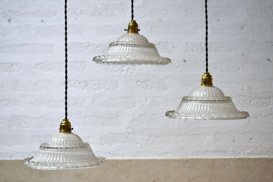 French Vintage Pendant Light Shade