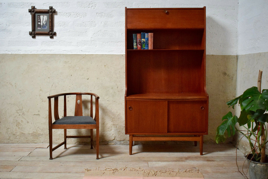 Teak Borge Mogensen Bookcase Or TV Unit
