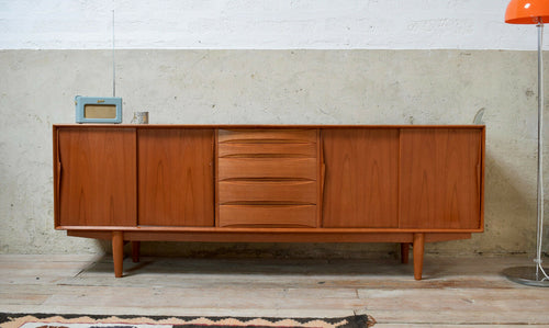 Mid-century sideboard Attributed to Arne Vodder and produced by Skovby - 1960s