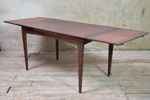 Mid Century Dining Table Made Of Afromosia Teak By John Herbert For Younger