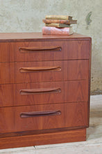 G-plan Fresco 8 Drawer Chest Of Drawers