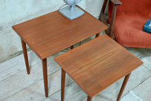 Mid Century Nest Of Tables By Bramin