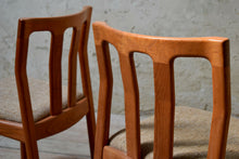 Set Of 6 Vintage Danish Dining Chairs By Dyrland