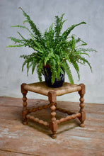 Vintage Bobbin Turned Stool