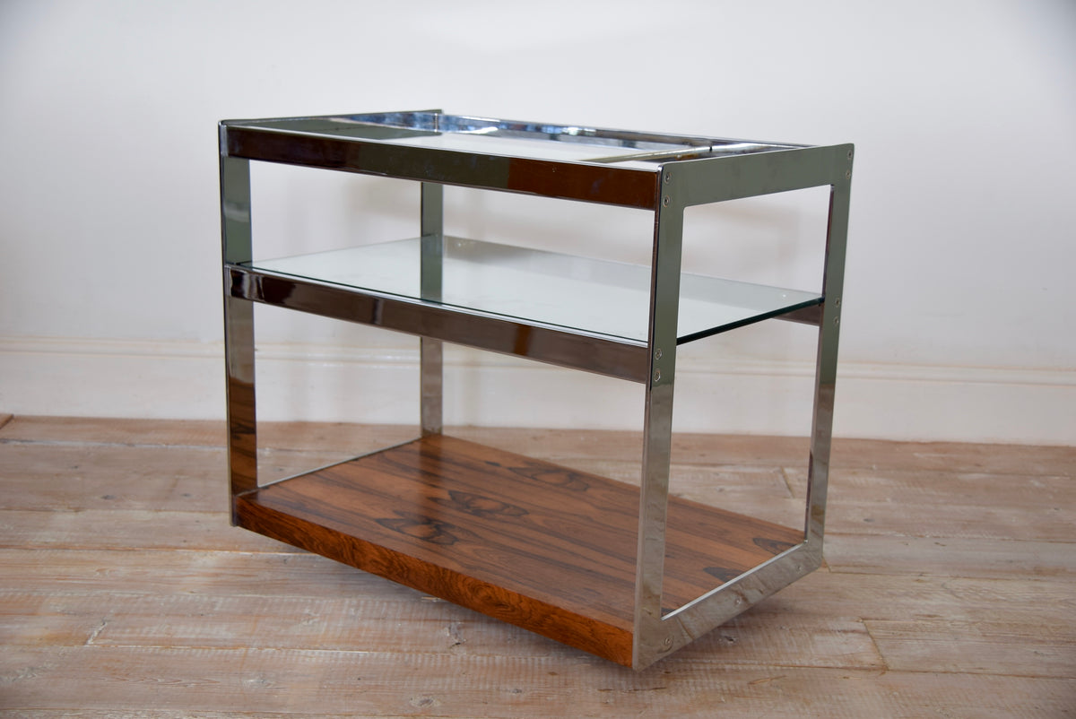 Merrow Associates Drinks Trolley