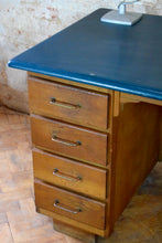 Vintage French Desk Made By Spirol