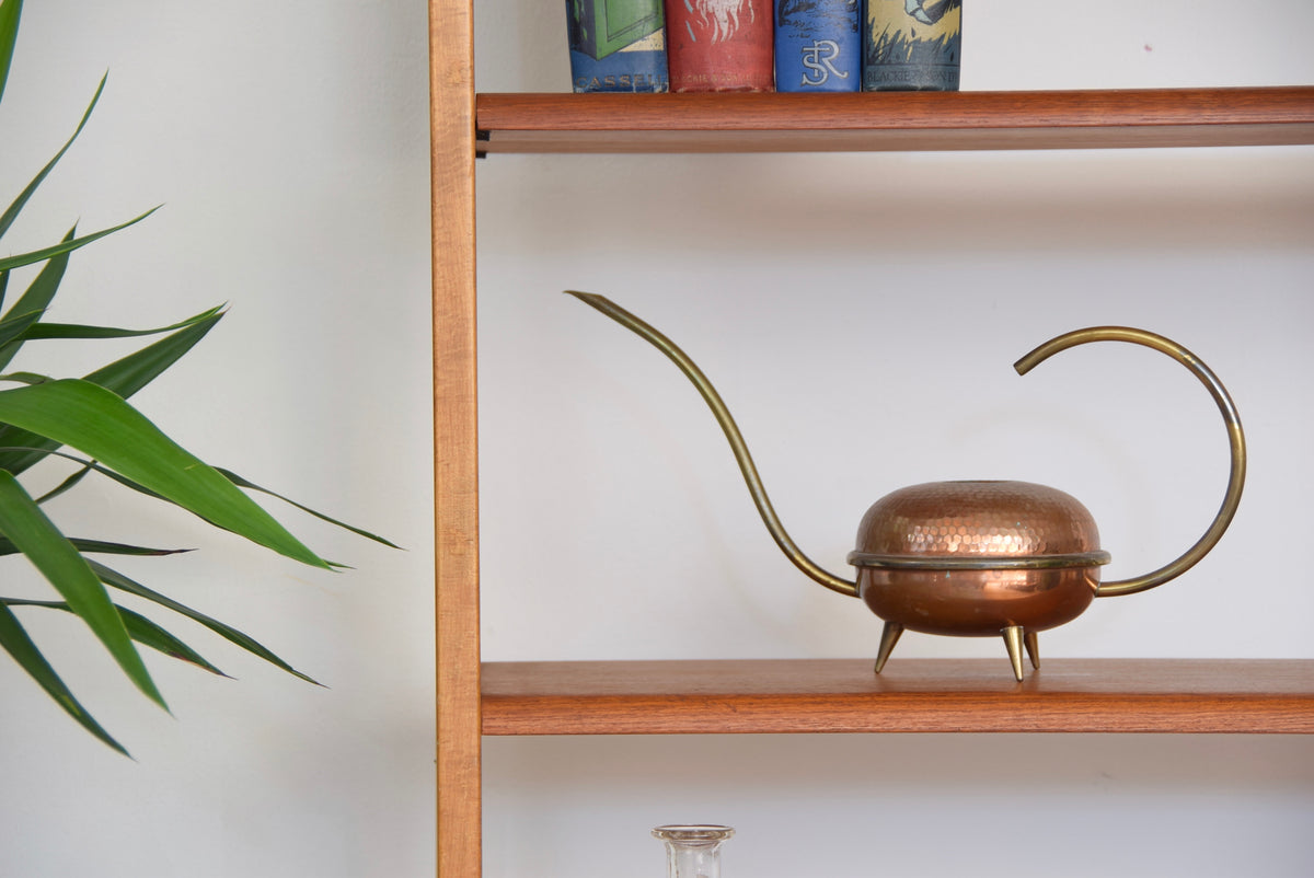 Swedish Mid Century Bodafors Möbler Shelving Unit By Bertil Fridhagen