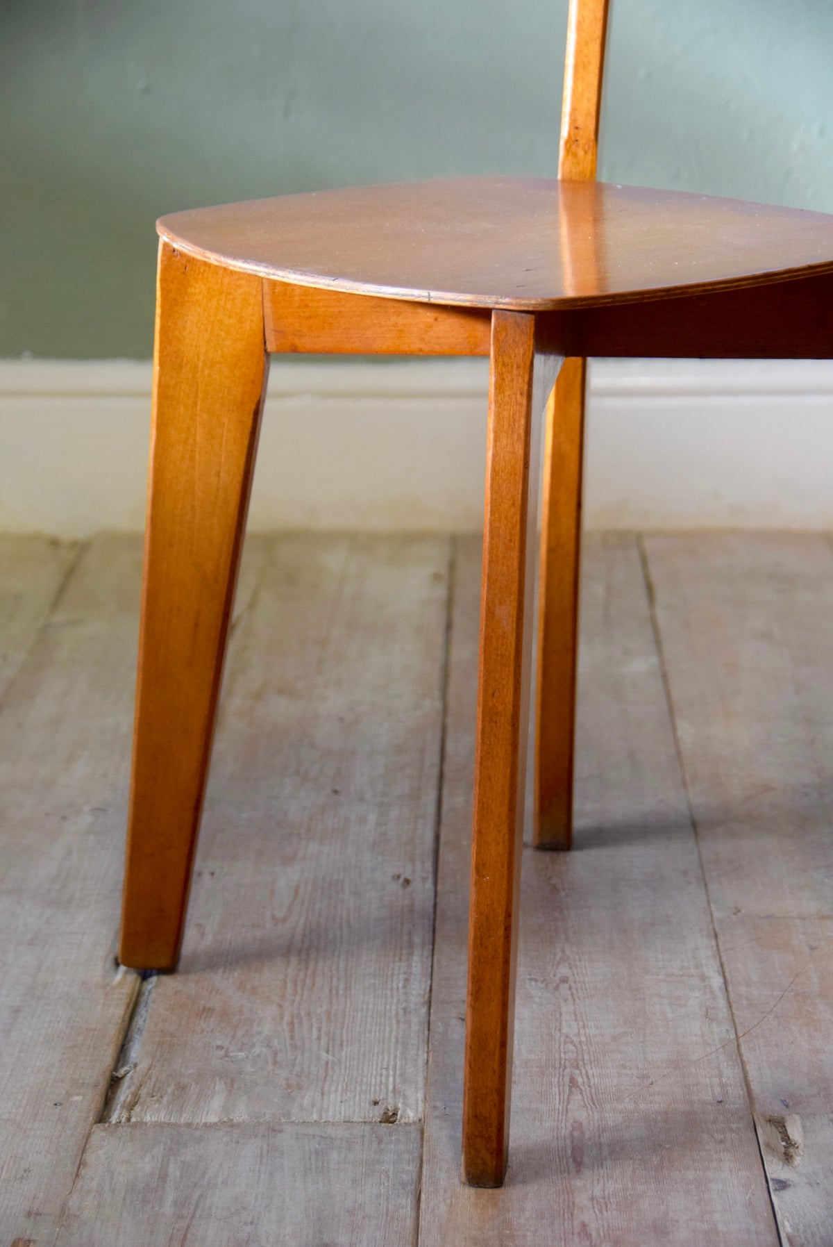 6 Mid Century Danish Dining Chairs