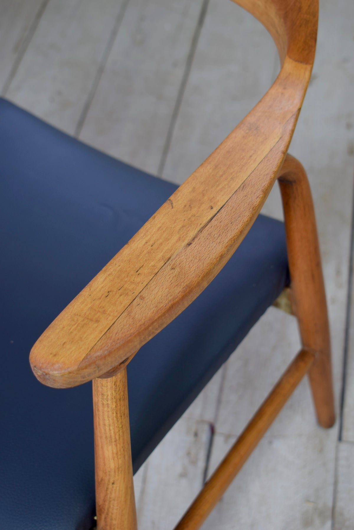 Mid Century Scandinavian Desk Chair