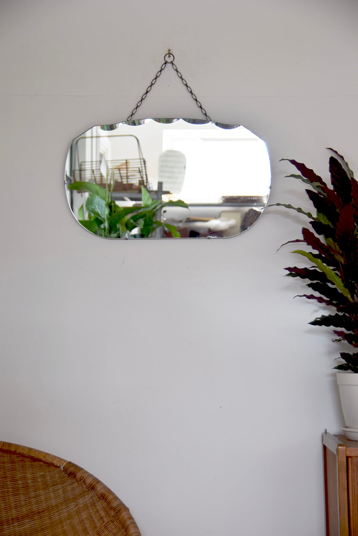 Bevelled Edged Mirror