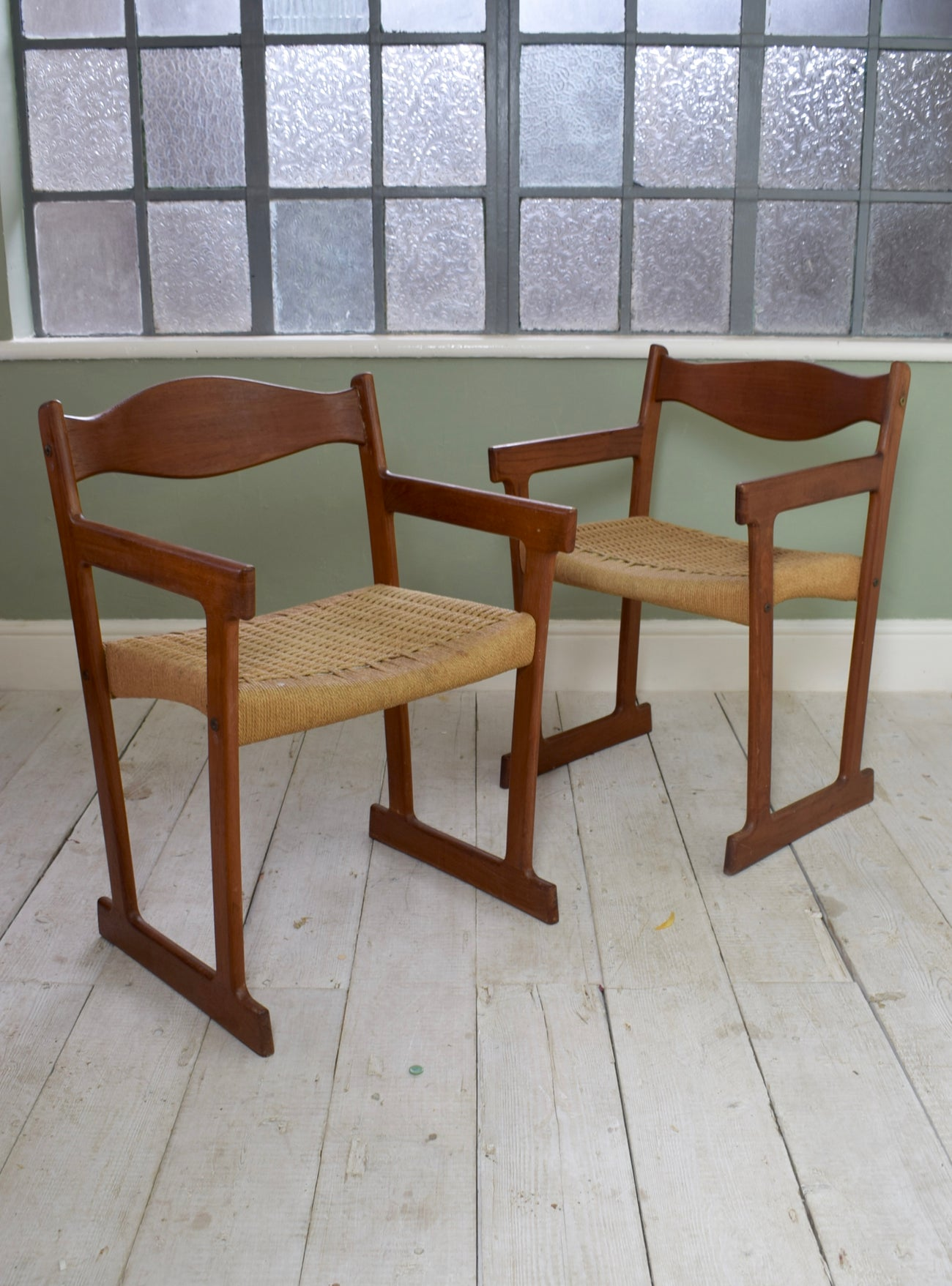 4 Vintage 391 Ercol All Purpose Chairs