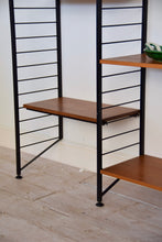 Vintage Ladderax Shelving Unit