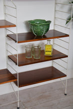 Mid Century Rosewood Nisse Strinning Shelving System