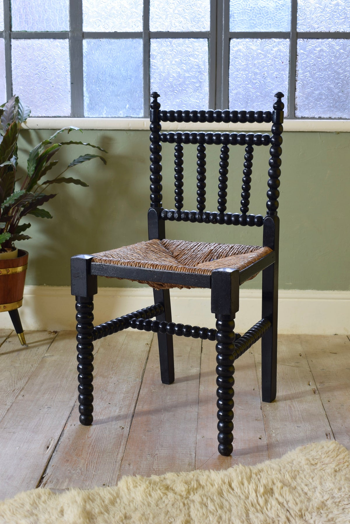 Set of 2 Dyrland Teak Dining Chairs