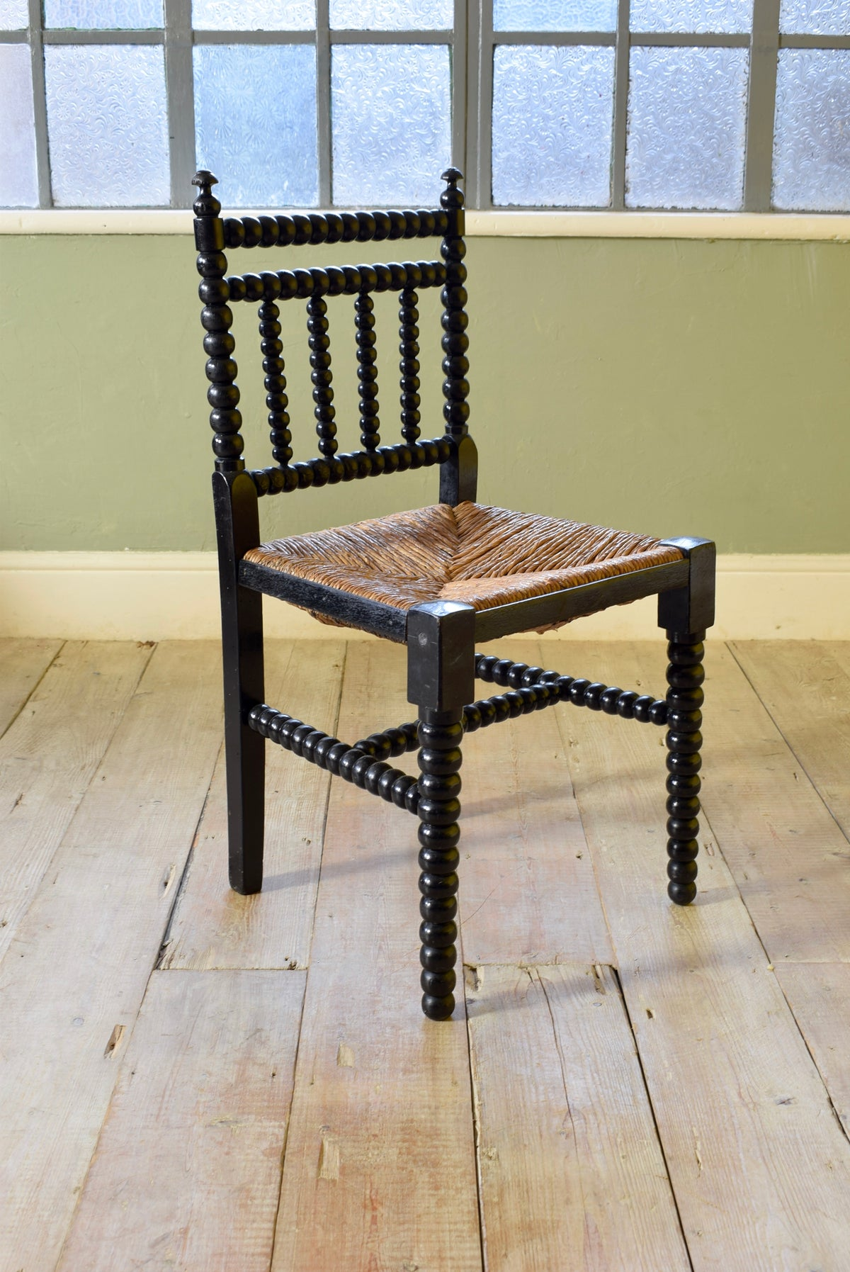 19th Century Bobbin Turned Chair
