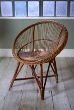 Vintage Wicker Chair
