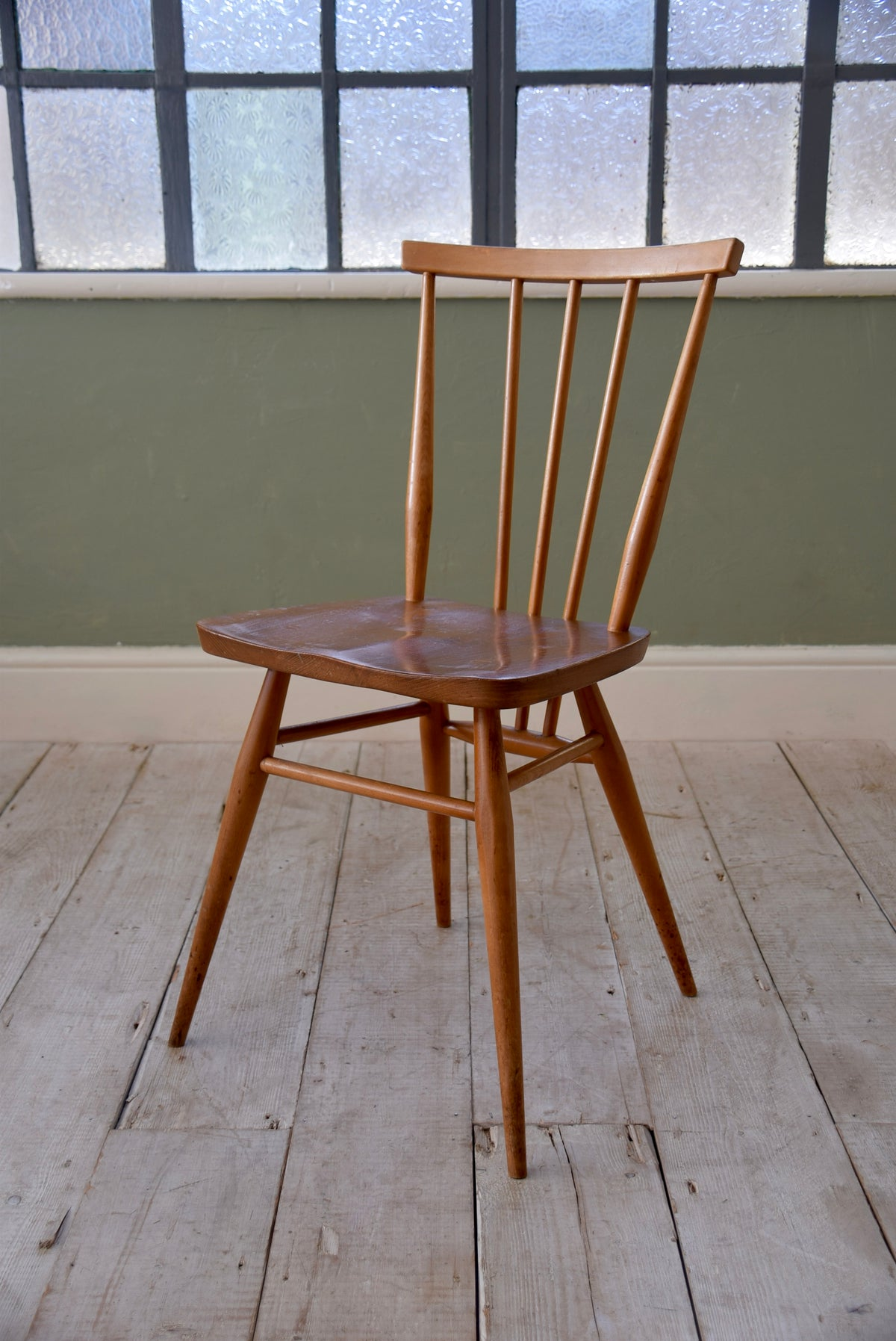 Ercol Table Extension & All Purpose Chair