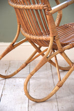 1940's Wicker Chair