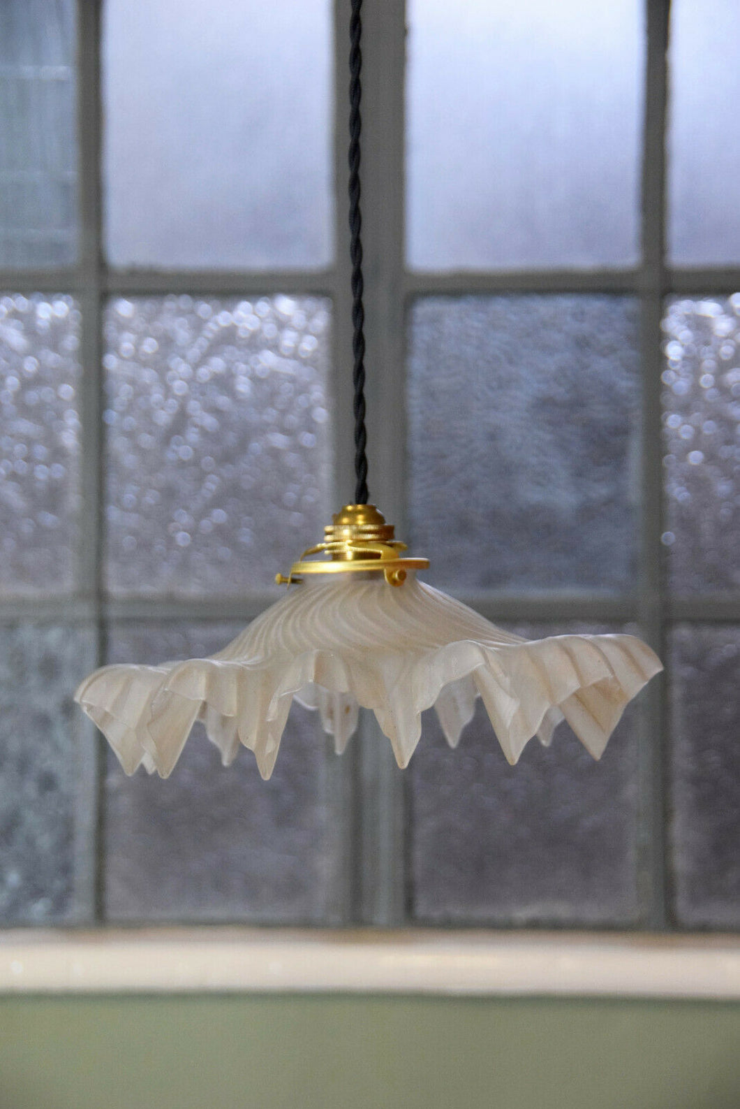 Copy of French Vintage Pendant Light Shade