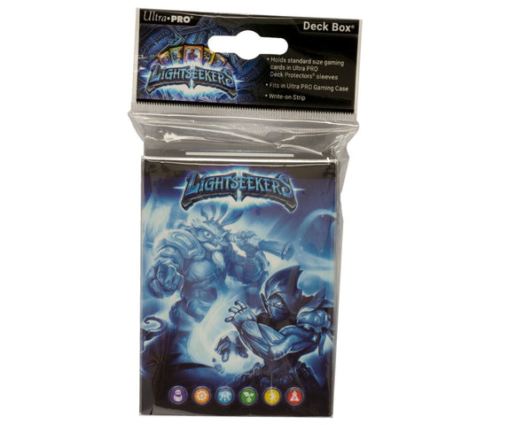 Lightseekers - Deckbox - Blue Burst by UltraPRO