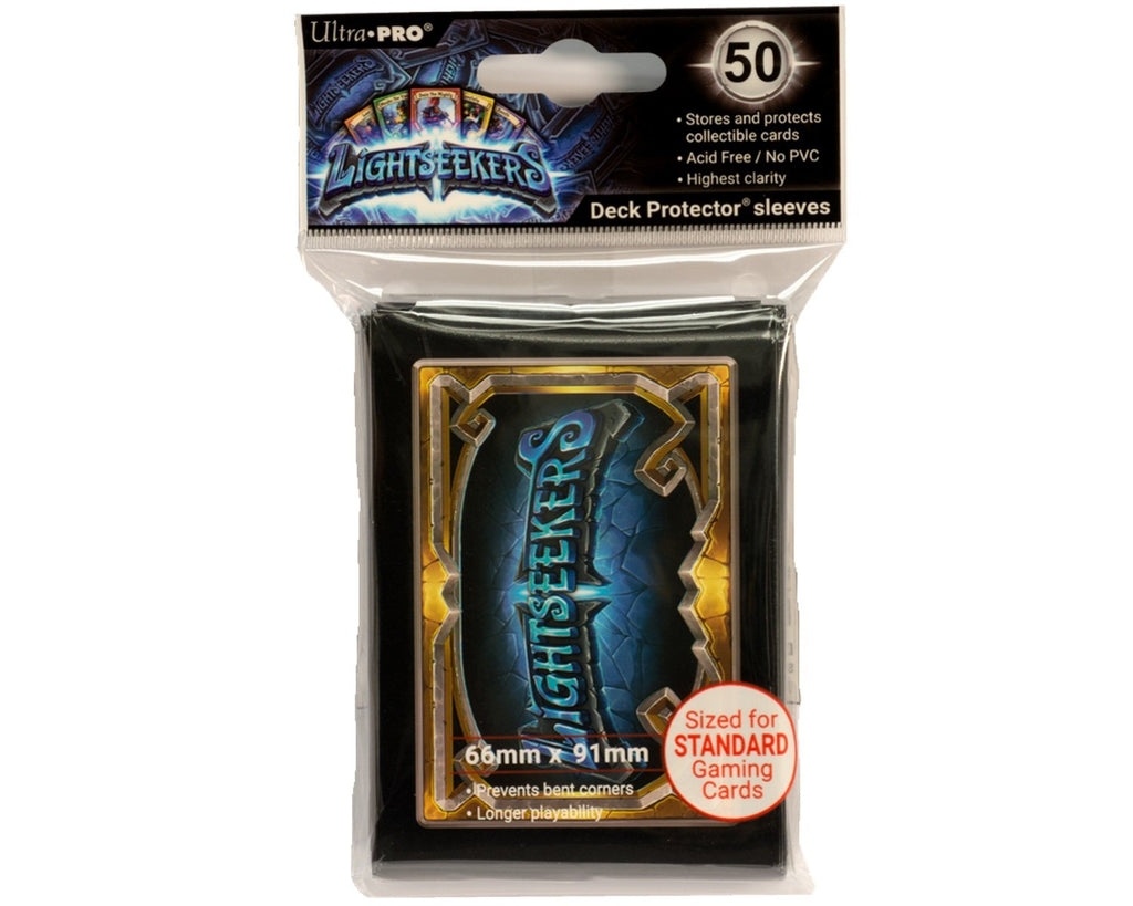 Lightseekers - Card Sleeves - Classic by UltraPRO (50-ct)