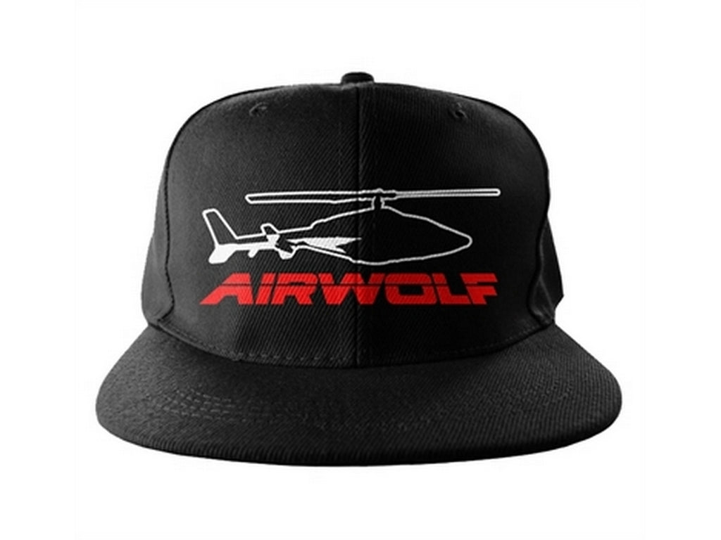 Airwolf Snapback Cap
