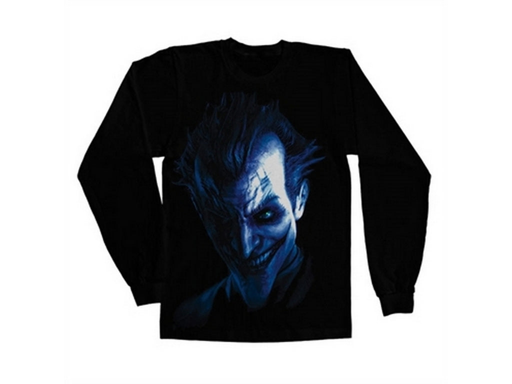 Arkham Joker Long Sleeve T-Shirt