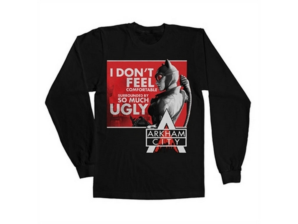 Arkham - Don´t Feel Comfortable Long Sleeve Tee