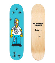 Bio Mechanical Homer Skate Deck