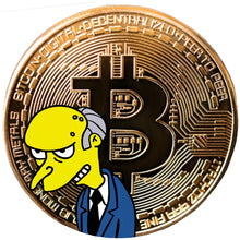 Bitcoin Character Wood Cut Prints