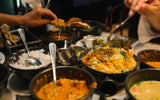 Los Angeles Fusion India food, enjoy with your Airbnb selected host. Hands on yummy food and great conversations.
