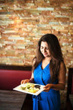 Fusion take on traditional Indian food in Los Angeles with Airbnb host Charu Badhwar.