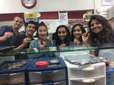 Local food tour in LA. Melting pot tour in Los Angeles. Immerse in India, Indian culture, Indian food.