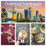 Downtown Los Angeles Food Tour