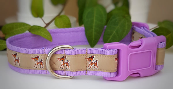 Bambi Dog Collars & Leads