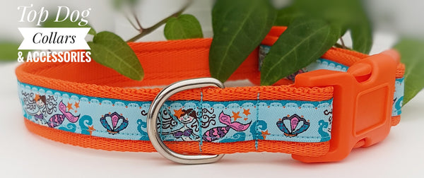 Mermaide Dog Collar / Lead