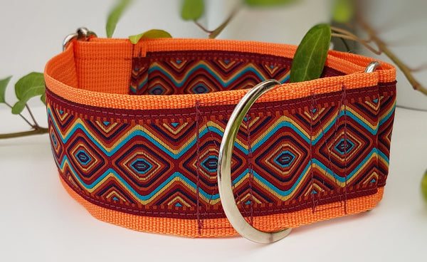 "Kaleidoscope 2"" Wide Collars"