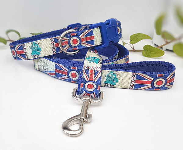 Mod Themed Collars & Leads